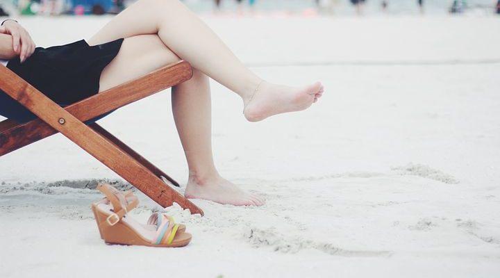 Soulager des jambes lourdes